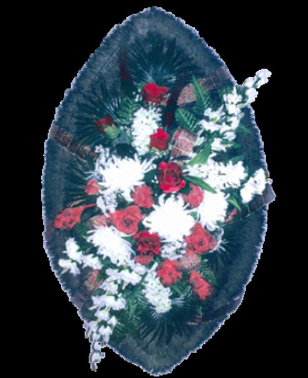 Венок из искусственных цветов Элит 110-3
