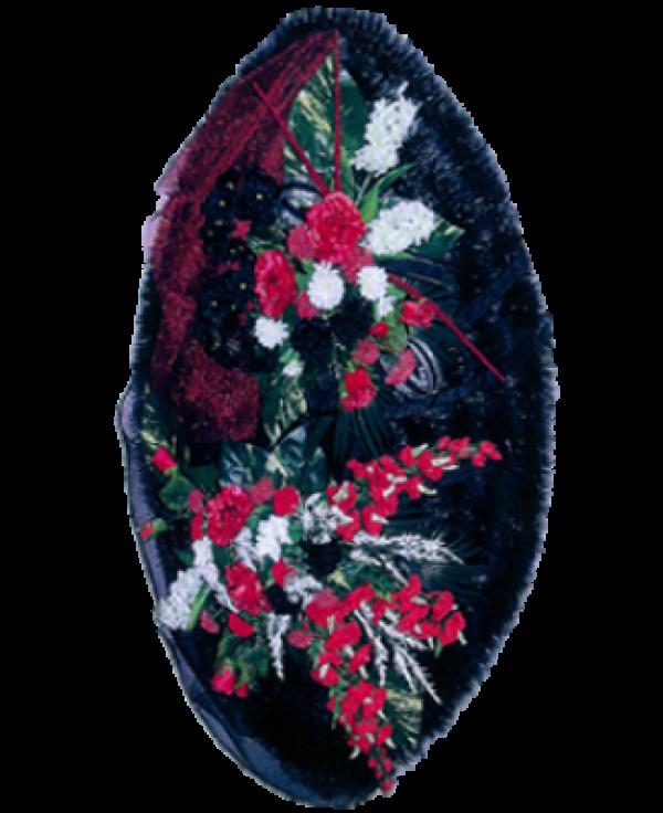 Венок из искусственных цветов Элит 140-3