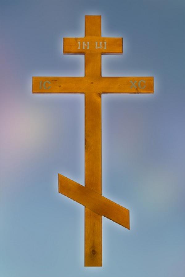 Крест дуб простой