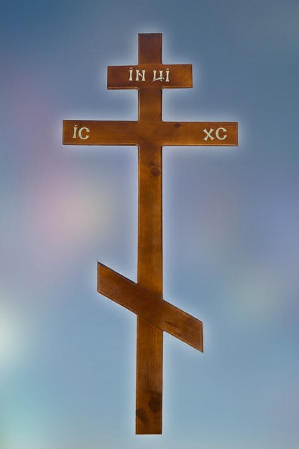 Крест сосна простой