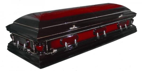 Гроб ДС-12