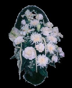 Корзина из искусственных цветов Элитная-4