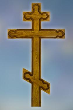 "Крест дуб ""Византийский"""