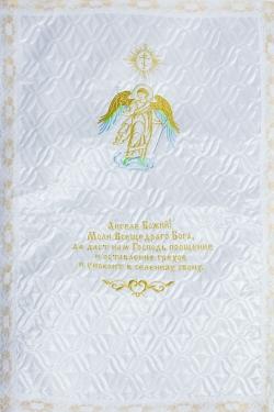 Покрывало атлас стежка «Ангел»