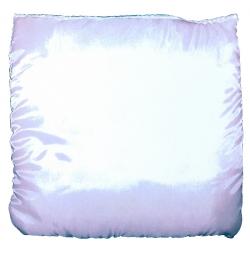Подушка атласная без кружева